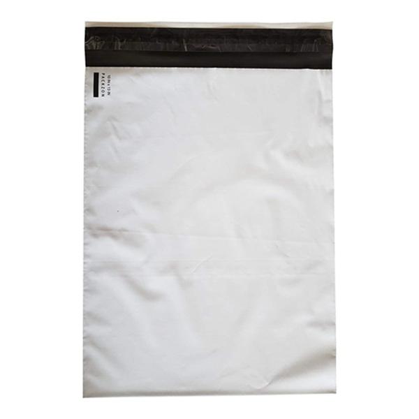 "Racdde Poly Mailers Shipping Envelopes Bags Self Sealing White 2 mil (10"" x 13"", 100)"