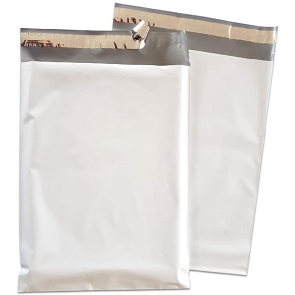 Racdde Poly Mailers Envelopes Shipping Bags Premium Self Sealing 100 10x13 Bags with 2 in Flap