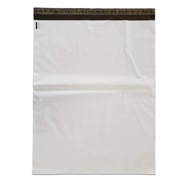 """Racdde Poly Mailer Envelope Shipping Bags with Self Sealing, White, (500, 19"""" x 24"""" - 2.25 mil)"""