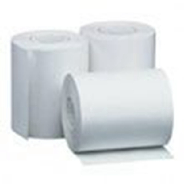 "Racdde 2 1/4"" x 150' Thermal Paper (50 Rolls), Works for Nurit 505, Omniprint J.C. 1160 Series, Omniprint OM20, Royal Alpha 583cx"