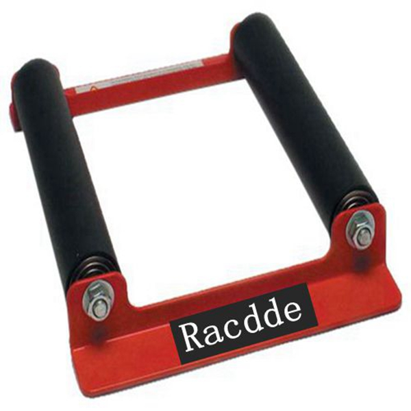Racdde RS-00001 Rollastand for Sport Bikes, Red
