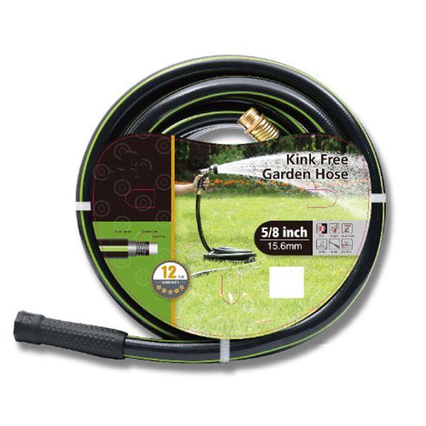 """Racdde Garden 5/8"""" x 50' (50 FEET) Kink Free Watering Garden Hose, 12 Years Warranty - Best Hose for Household & Professional USE"""
