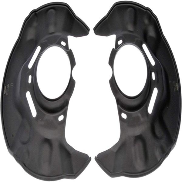 Racdde 924-372 Brake Dust Shield, Pair