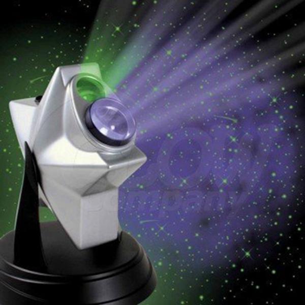 Racdde [upgraded 2019 Version] Laser Stars Twilight Projector, Romantic Relaxing Night Light Show, hologram Cosmos Planetarium Sky Constellation Galaxy Projection, Party Lights.