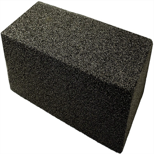Racdde Grill Cleaning Brick. Commercial Grade Pumice Stone Tool Cleans & Sanitizes Restaurant Flat Top Grills or Griddles. Remove Grease Stains, Dirt and More Without Harsh Chemicals or Abrasives.