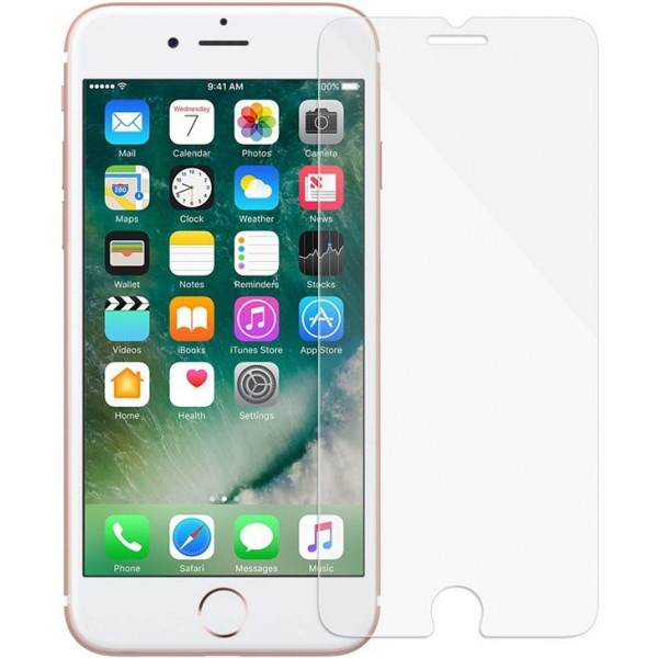 Racdde iPhone 8 / iPhone 7 Screen Protector, [Tempered Glass][Oleophobic Coating][Bubbles-Free] for Apple iPhone 8/7 / 6s / 6, 4.7""