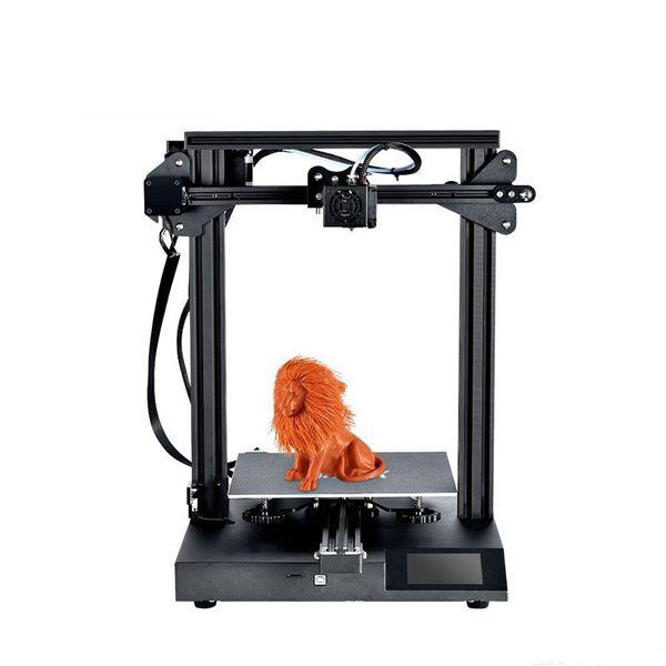 Racdde SC-10 3.5 Inch Touch Screen 3D Printer