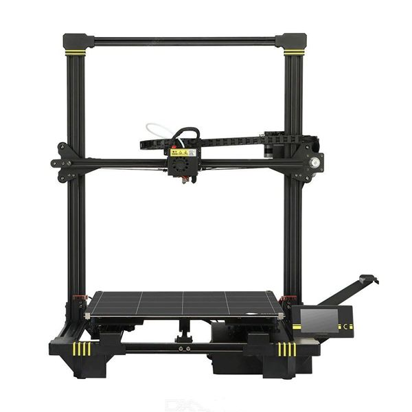 Racdde Chiron 3D Printer With 400x400x450mm Printing Size / Matrix Automatic Leveling / Dual Z-axis / Modular Design - EU Plug