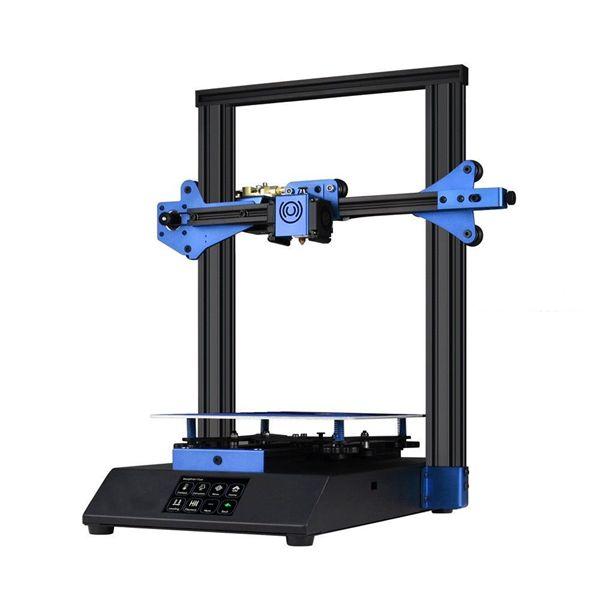 Racdde BLUER 3D Printer DIY Kit 235x235x280mm Print Size, Support Auto-level / Filament Detection / Resume Print - EU Plug