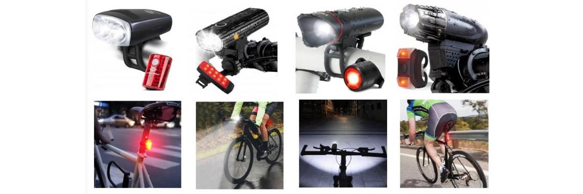 Headlight-Taillight Combinations