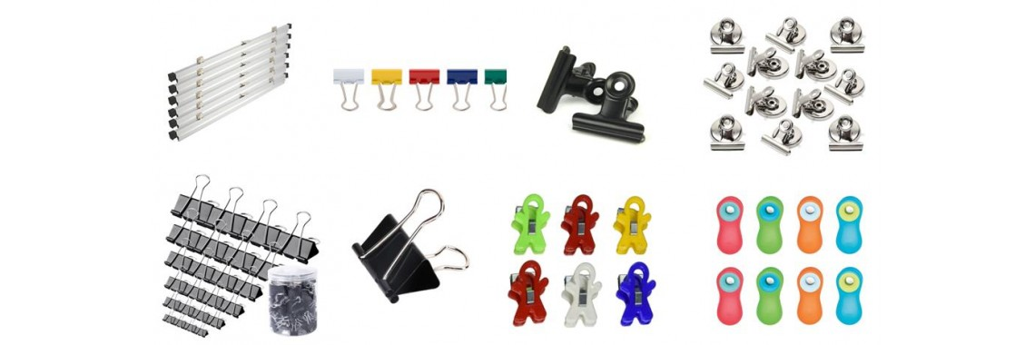 Clips, Clamps, Rings