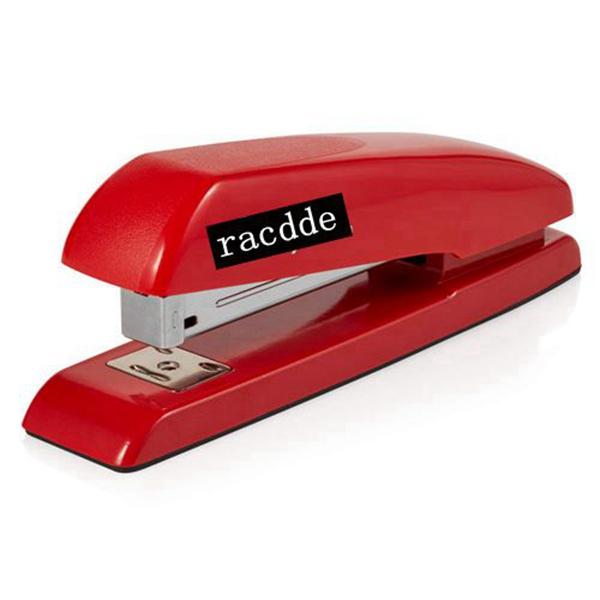 racdde Stapler, Milton's Red Stapler from Office Space Movie, 646 Stapler (S7064698)