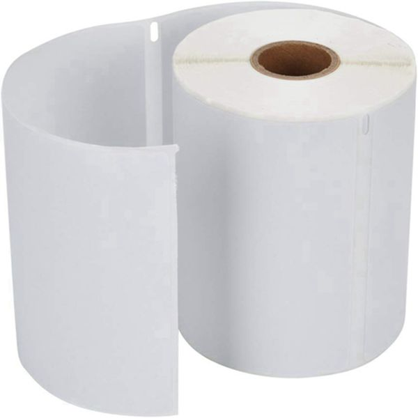 """Racdde 8 Rolls Dymo 4XL Labels 4"""" x 6"""" Address Shipping Labels 1744907 Compatible for Dymo 4XL LabelWriter, 220 Labels/Roll"""