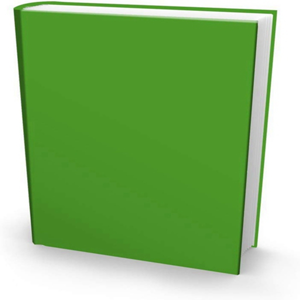 """Racdde Stretchable Book Cover: Jumbo Solid Green. Fits Most Hardcover Textbooks up to 9"""" x 11"""". Adhesive-Free, Nylon Fabric School Book Protector. Easy to Put On. Washable & Reusable Jacket."""