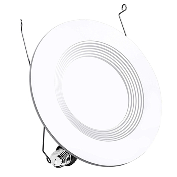 Racdde 1 Pack 5/6 Inch LED Recessed Light, 4000K