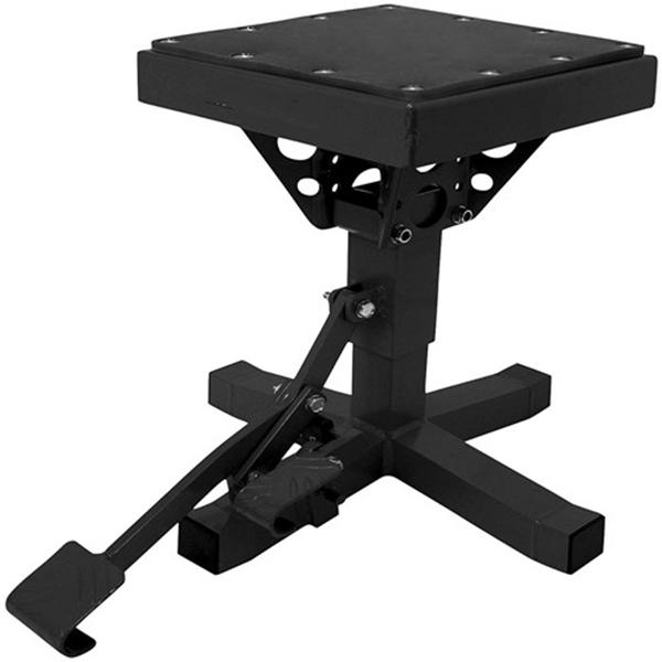 Racdde Adjustable Pro Lift Stand Aluminum Black
