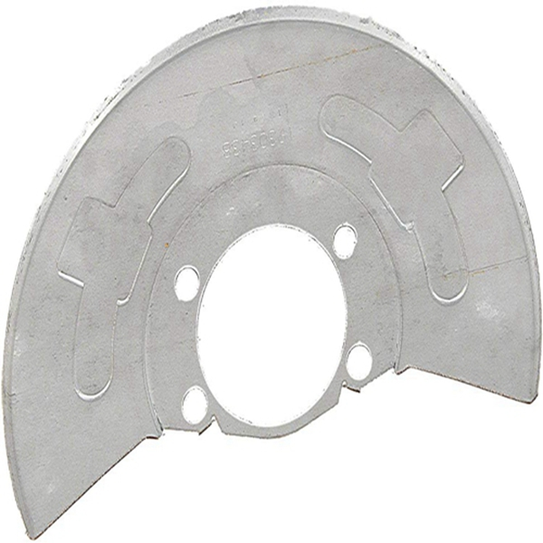Racdde 19303438 GM Original Equipment Front Brake Dust Shield