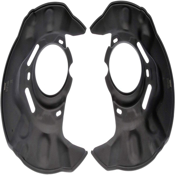 Racdde 924-372 Brake Dust Shield, Pair