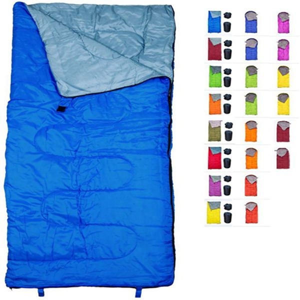 Racdde Sleeping Bag Indoor & Outdoor Use. Great for Kids, Boys, Girls, Teens & Adults. Ultralight and Compact Bags are Perfect for Hiking, Backpacking & Camping