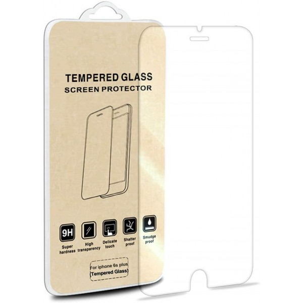 iPhone 6S Plus / 6 Plus Tempered Glass Screen Protector - Racdde 0.33 mm Rounded Edge Glass Screen Protector Film Guard for Apple iPhone 6S Plus / iPhone 6 Plus 5.5 inch (1 Pack)