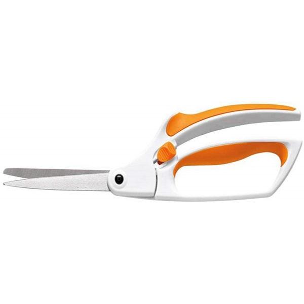 Racdde No.8 Premier Easy Action Bent Scissors