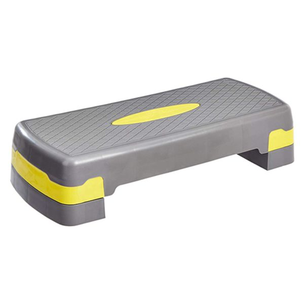 """Racdde Adjustable Exercise Step with Risers - 27"""""""