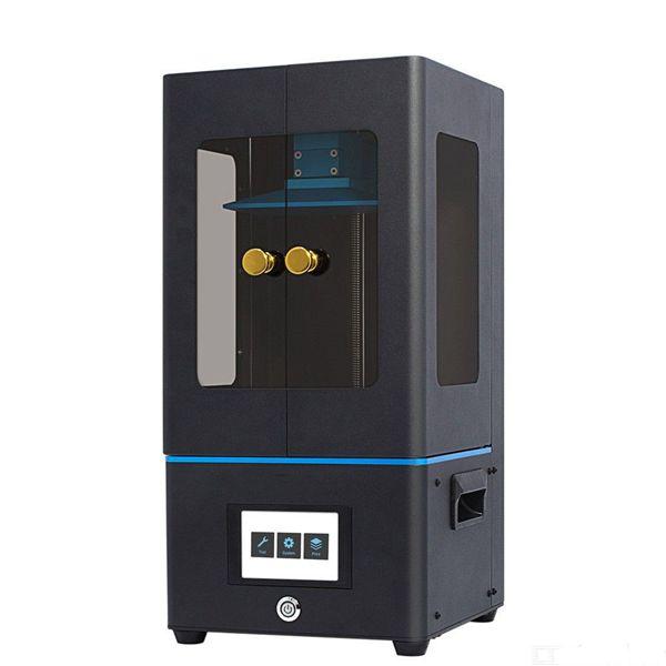 Racdde Ultrabot UV LCD 3D Printer With UV 2K Touch Screen Offline Resin 3D Machine - EU Plug