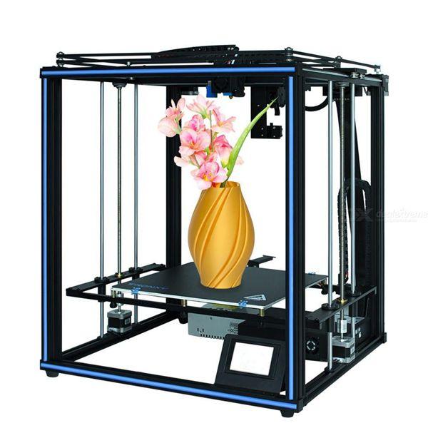 Racdde X5SA-PRO 3D Printer With Resume Print Support Auto-leveling Filament Run-out Detection 300 X 300 X 400mm - EU Plug